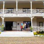 Villa Vailima - Home of Robert Louis Stevenson