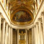 Chapel in Versailles Palace