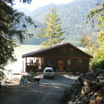 The Cottage B&B on Lillooet Lake