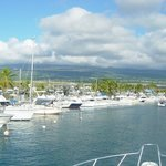 Honokohau Marina & Small Boat Harbor