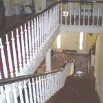 Staircase - Aspen Hall