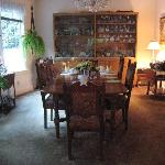 dining room B&B on Capitol Hill