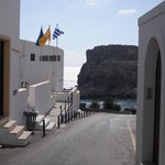 St Paul's Bay - from the front of Kyriakos