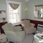  Burgey Cottage inside