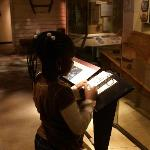 Interacting with the displays