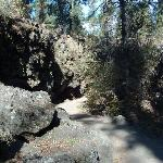 Lava Tube entrance