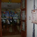  Entry to Hotel Elite on L5 #136 Via Mariano Stabilo