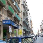  Hotel Elite - street frontage