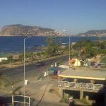 Looking towards central Alanya.