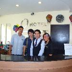 with frontdesk