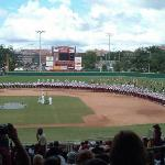  marching chiefs&#39; skull session before game