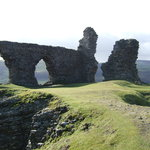 Dinas Bran (Crow Castle)