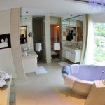  Bathroom - Spa Loft Superior Quellenhof Bad Ragaz