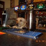 Roselands new barman