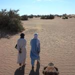our Bedouin guides