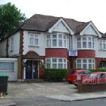  Grange Lodge Hotel--Ealing