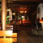 "The cosy ""Bansko-style"" restaurant"