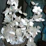 Capiz shell decorative item