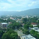  view from Crowne Plaza in San Pedro Sula