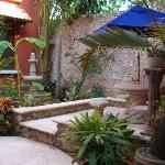 Foto di Angeles de Merida Bed and Breakfast
