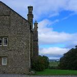Braithwaite Hall - Side