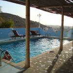 The Pool at Villa Shams