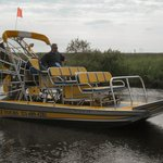 Aquatic Adventures Airboat Tours