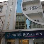exterior of Hotel Royal Inn