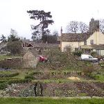 overview of Parsonage farm in February