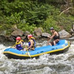 Rapid Expeditions...upper pigeon river