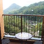  room balcony