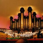 Mormon Tabernacle Choir - Salt Lake City, Utah.