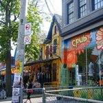 Kensington Market and Spadina Avenue