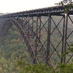 Below New River Gorge Bridge