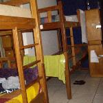 14-bed male dorm