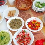 Salsa and Salsa Mazatlan