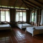 Photo de La Cusinga Eco Lodge