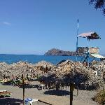 Platanias Beach October 2009