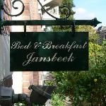 Bed & Breakfast Jansbeek
