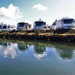  Direct waterfont RV sites