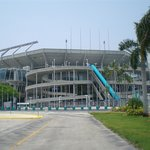 Dolphin Stadium