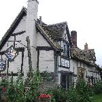 Bilde fra The Fleece Inn
