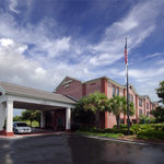 Hampton Inn Savannah-I-95-North (I-95 and  Hwy 21 - Exit 109.)