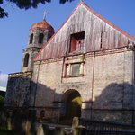 St Isidore de Labrador Church, Lazi, Siquijor Island, Visayas, Philippines