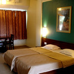 Standard room at Paradise Inn, Goa