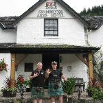  Leaving the Glenmoriston Arms