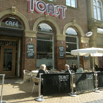 Foto di Toast Cafe Bar & Grill Restaurant Blackpool