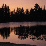 Manzanita Lake Campground resmi