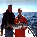  42 inch Redfish caught 11-7-09