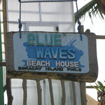 Blue Waves Beach House resmi